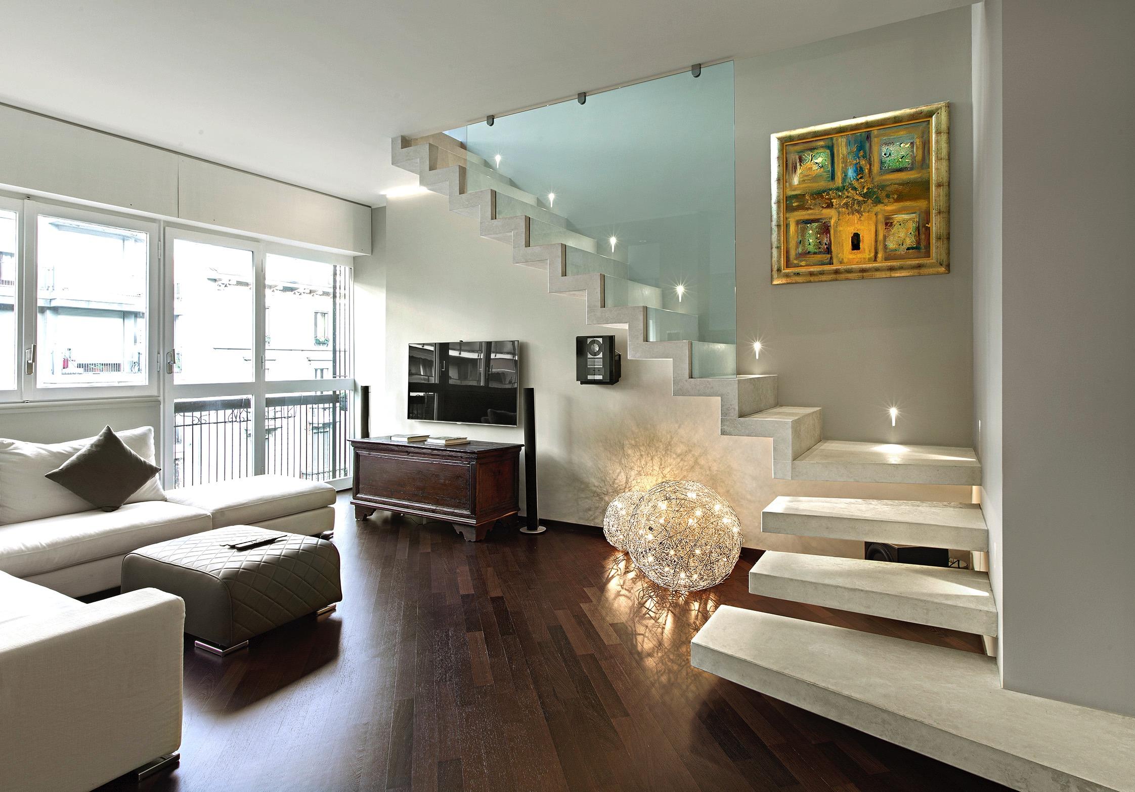 Casa shimano for Immagini saloni moderni